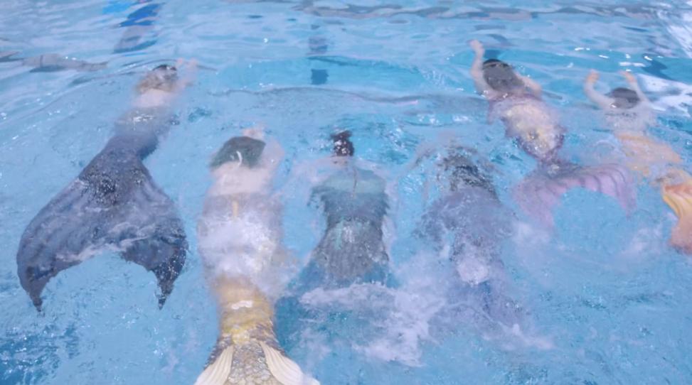 Mermaid documentary